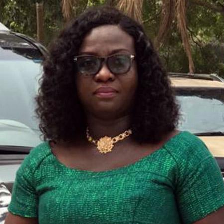 Mrs. Cynthia Gyamfi Adu-Gyamfi